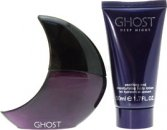 Ghost Deep Night Gavesæt 30ml EDT + 50ml Body Lotion