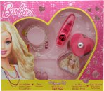 Barbie Gavesæt 50ml EDT + Armbånd + Tatovering