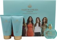 Made in Chelsea Gavesæt 50ml EDP + 150ml Shower Creme + 150ml Shimmer Lotion