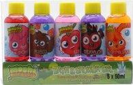 Moshi Monsters Gavesæt 5x 50ml Bath & Shower Gel