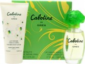 Gres Parfums Cabotine Gavesæt 30ml EDT + 50ml Body Lotion
