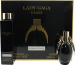 Lady Gaga Fame Gavesæt 50ml EDP + 200ml Shower Gel