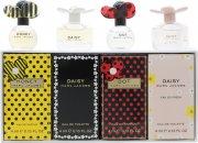 Marc Jacobs Miniatures Gavesæt 4 x 4ml (Dot + Daisy + Daisy Eau So Fresh + Honey)