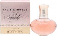 Kylie Minogue Pink Sparkle Eau de Toilette 50ml Spray