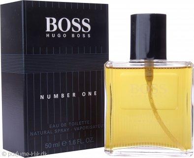 hugo boss boss number one eau de toilette 50ml spray. Black Bedroom Furniture Sets. Home Design Ideas