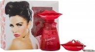Katie Price Kissable Gavesæt 50ml EDP + Lip Gloss Charm