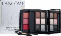 Lancome Magic Voyage Travel Lip & Eye Palette 6x Eye Shadow + 3x Lip Colour + 2x Applicator