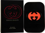 Gucci Guilty Black Pour Femme Eau de Toilette 75ml Spray