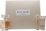 Elie Saab Le Parfum Gavesæt 90ml EDT + 30ml Body Lotion + 10ml EDT