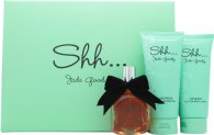 Jade Goody Shh Gavesæt 50ml EDP Spray + 100ml Body Lotion + 100ml Bath & Shower Gel