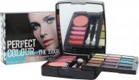 Jigsaw Perfect Colour The Look Make Up Set - 20 Styks (Øjnskygge + Lip Gloss + Blusher + Applikator)