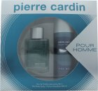 Pierre Cardin Pierre Cardin Gavesæt  50ml EDT + 200ml Body Spay
