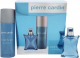 Pierre Cardin Vertige Pour Homme Gavesæt 50ml EDT + 200ml Deodorant Body Spray