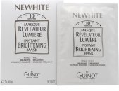 Guinot Newhite Masque Revelateur Lumiere Instant Brightening Mask Gavesæt 7 x 40ml