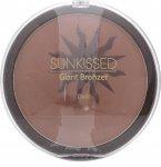 SUNkissed Giant Compact Bronzer - Dark Matt Finish