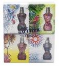 Jean Paul Gaultier Classique Summer Miniature Gavesæt 4 x 3.5ml EDT Mini