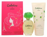 Gres Parfums Cabotine Gavesæt 100ml EDT + 200ml Body Lotion