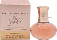 Kylie Minogue Pink Sparkle Eau de Toilette 30ml Spray