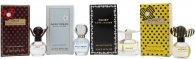 Marc Jacobs Miniatures Gavesæt 4ml Dot EDP + 4ml Daisy Dream EDT + 4ml Daisy EDT + 4ml Honey EDP