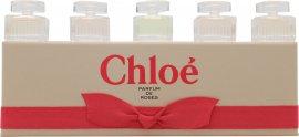 Chloé Miniatures Gavesæt 2 x 5ml Chloé EDP + 2 x 5ml Roses de Chloé EDT + 5ml L'Eau de Chloé EDT