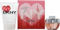 DKNY My NY Gavesæt 30ml EDP Spray + 100ml Body Lotion