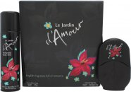 Eden Classics Le Jardin d'Amour Gavesæt 50ml EDP + 150ml Body Spray