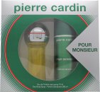Pierre Cardin Pour Monsieur Gavesæt 75ml EDT + 200ml Deo Spray