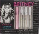Britney Spears Fragrance Collection Gavesæt 10ml EDP Fantasy + 10ml EDP Midnight Fantasy + 10ml EDP Curious