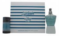 Jean Paul Gaultier Le Beau Male Gavesæt 125ml EDT + 75ml Deodorant Stick