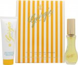 Giorgio Beverly Hills Giorgio Yellow Gavesæt 30ml EDT + 50ml Body Lotion
