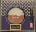Sunkissed Moroccan Bronze Spice Gavesæt 16g Bronzing Pudder + 3.3g Lip Crayon