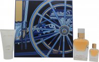 Hermes Jour d'Hermes Absolu Gavesæt 50ml EDP + 30ml Body Lotion + 7.5ml EDP Taske Spray