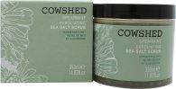 Cowshed Spearmint Exfoliating Sea Salt Skrub 350ml
