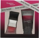 Bruno Banani Dangerous Woman Gavesæt 20ml EDT + 50ml Shower Gel