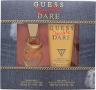 Guess Double Dare Gavesæt 30ml EDT + 200ml Body Lotion