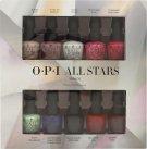OPI All Stars Gavesæt 10 x 3.75ml Neglelak