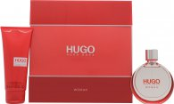 Hugo Boss Hugo Gavesæt 50ml EDP + 100ml Body Lotion