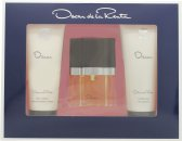 Oscar De La Renta Oscar Gavesæt 30ml EDT + 100 Shower Gel + 100ml Body Lotion