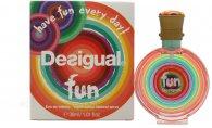 Desigual Fun Eau de Toilette 30ml Spray