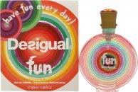 Desigual Fun Eau de Toilette 50ml Spray