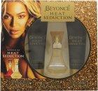 Beyonce Heat Seduction Gavesæt 30ml EDT + 75ml Body Lotion + 75ml Shower Gel