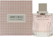 Jimmy Choo Illicit Flower Eau de Toilette 100ml Spray