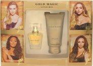 Little Mix Gold Magic Gavesæt 30ml EDP + 75ml Body Wash