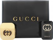 Gucci Guilty for Her Gavesæt 50ml EDT + 100ml Body Lotion