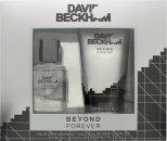 David & Victoria Beckham Beyond Forever Gavesæt 40ml EDT + 200ml Shower Gel