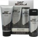 David & Victoria Beckham Beyond Forever Gavesæt 200ml Shower Gel + 150ml Deodorant Spray