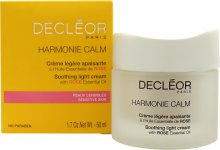 Decleor Harmonie Calm Soothing Milky Cream (Sensitive & Reactive Skin) 50ml