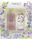 Yardley English Lavender Gavesæt 125ml EDT + 100ml Body Lotion