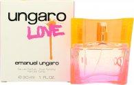 Emanuel Ungaro Love Eau de Parfum 30ml Spray