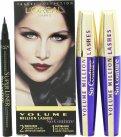 L'Oreal Volume Million Lashes So Couture Gaveæt 2 x 9ml Mascara - Sort + Eyeliner - 001 Black